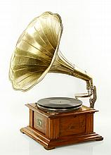 Antique German Phonograph