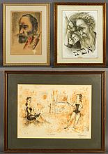 Lot of 3 Gross Prints