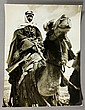 Bourke-White, Camel Corps at Dmeir, Gelatin Silver Print