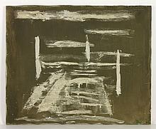 Mid Century Abstract, O/C