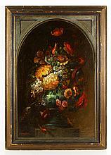 Hollenbeck, Floral Still Life, O/C