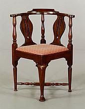 American Queen Anne Maple Chair