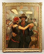 Van Der Pol, Bar Scene, O/C