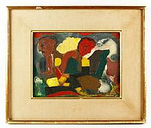Akston, Abstract with Figures, O/C