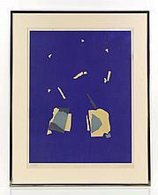 de Staël, Abstract, Lithograph