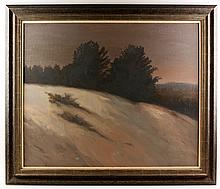 Isaak, Landscape, O/C