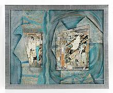 Pulitano, Abstract, Collage