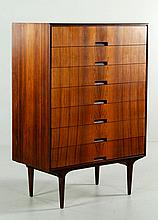Seffle Rosewood Veneer Dresser