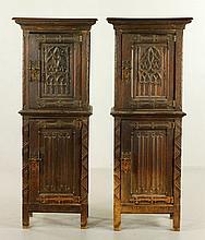 Pr. Gothic Cabinets