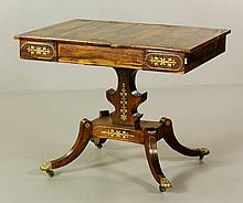 19th C. English Regency Table
