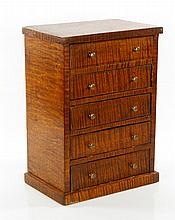 19th C. Miniature Chest