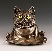 Cat Inkwell