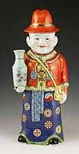Chinese Porcelain Figure