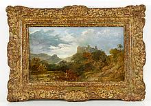 Landscape with Ruins, O/C