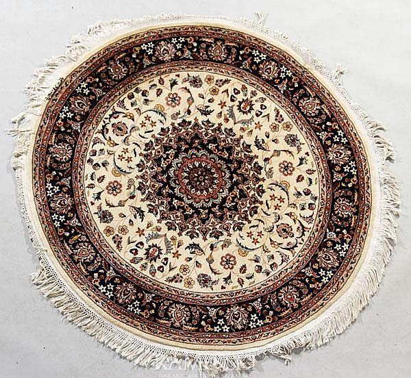 Indo Tabriz Rug