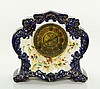 Gilbert Flow Blue China Clock