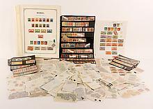 Lot of Memel Stamps
