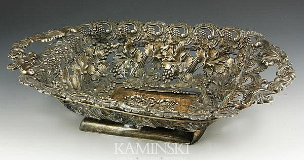 Vienna Silver Bowl