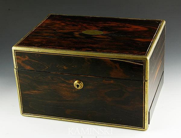 19th C. English Ladies Dresser