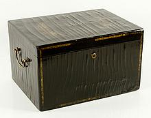 Early 19th C. Chinese Tea Caddy