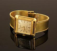 Vacheron Constantin Men's 18K Yellow Gold Watch