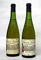 2 Bouteilles QUARTS DE CHAUME 1976