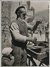 KILIAN Hannes, RHODES c.1955. Rare collection of 42 original gelatine silver print photographs from Rhodes. These photographs are probably the original portfolio for the publication of the book