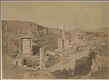 Seven (7) early albumen photos c.1875. Greece