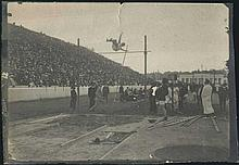 OLYMPIC GAMES Athens Summer 1906. Pole Vault