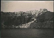 ASTYPALAIA c.1930. View from the sea