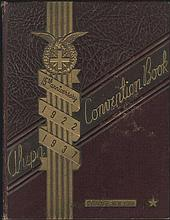 ORDER OF AHEPA, 14th National Convention Book, Syracuse, New York 1937