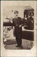 Royal Hellenic Navy c.1910. Three photographs