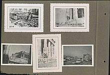 Collection of twelve (12) b&w; photos 1930s, Athens