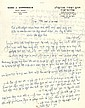 Collection of Rabbi's Letters - On Torah Thoughts