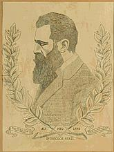 Herzl - Printed Micrography