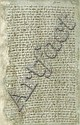 Chiddushei Tractate Beitzah in the Holy Handwriting of Rebbe Rabbi Tzvi Elimelech of Dinov, Author of