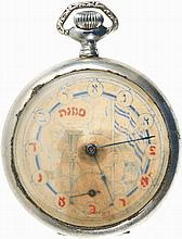 Pocket Watch - Jewish National Workers' Alliance, United States