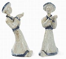 Dancing Hassid - Statuette Created by Eva Samuel