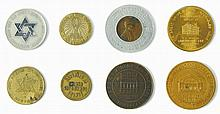 Tokens and Medals - Jewish Institutes in the US and Canada