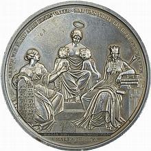 Medal in Honor of Gabriel Riesser - Germany