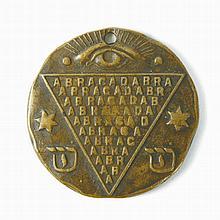 Amulet Pendant - Abracadabra