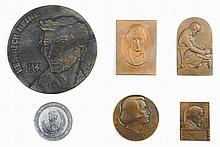 Collection of Medals and Plaques - Heinrich Heine