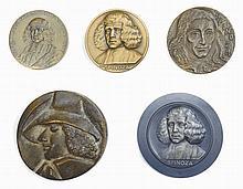 Five Medals - Baruch Spinoza