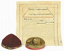 Ketubah and Kippot - Georgia