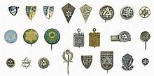 Collection of Pins and Medals -