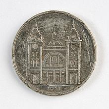 Medal - Synagogue in Cape Town, 1905