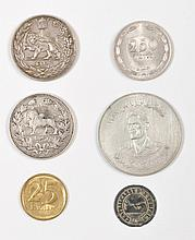 Collection of Jewish Coins and Worldwide Coins