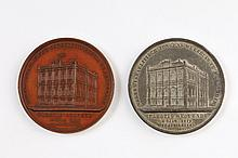 Two Medals - Jewish Orphanage in Amsterdam