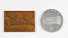 Plaque and Medal - Synagogues - Germany