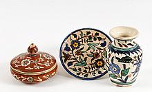 Armenian Ceramics - Three Items
